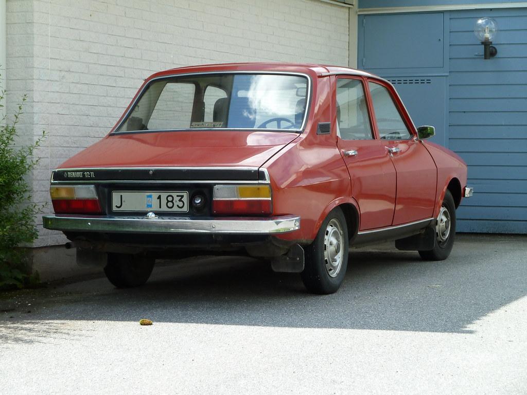 ... RENAULT 12 TL R 1179 1977 | by fruttan