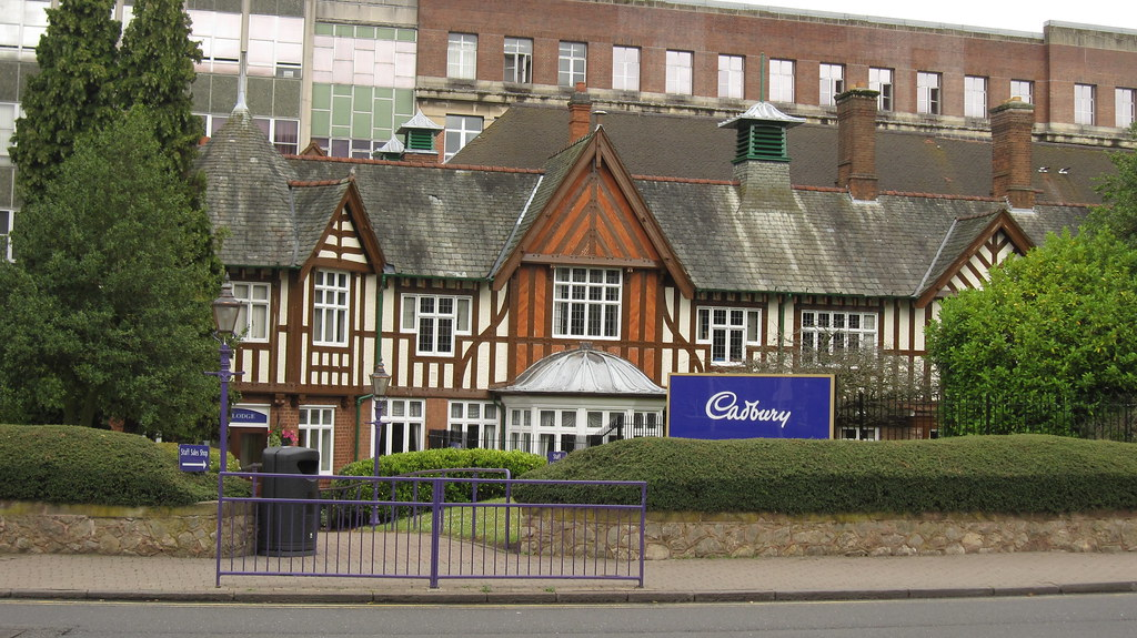 Cadbury Headquarters In Bournville A Few Minutes By