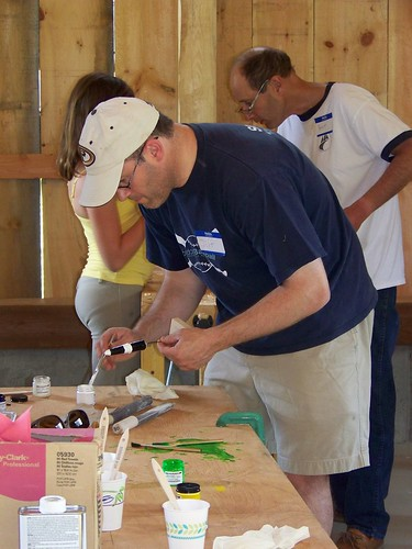 Fishing Lure Workshop July 16, 2011 090 | by Great Mountain Forest