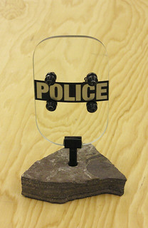Police Award1 | by Northern Art Glass