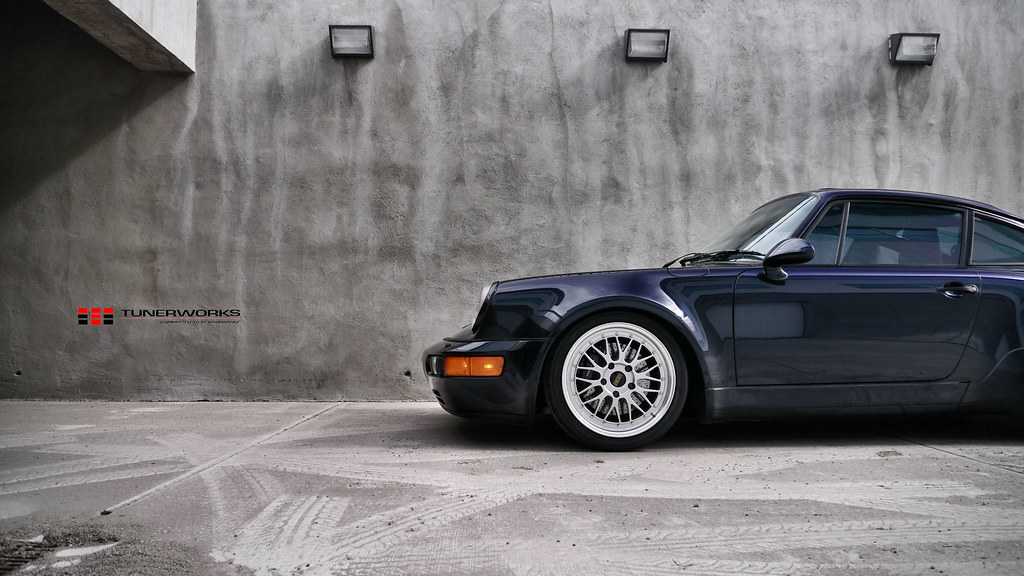Porsche 964 Turbo Porsche 964 Turbo Featured On Bbs Lm S
