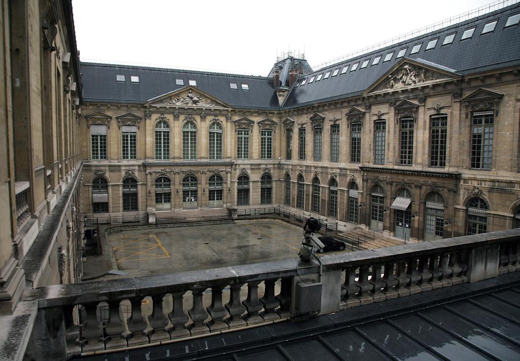 France paris ii me arr biblioth que nationale de fran for Site francais