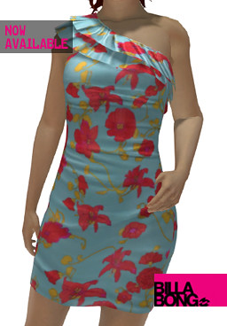 Billa Bong: Langon Dress | by PlayStation.Blog