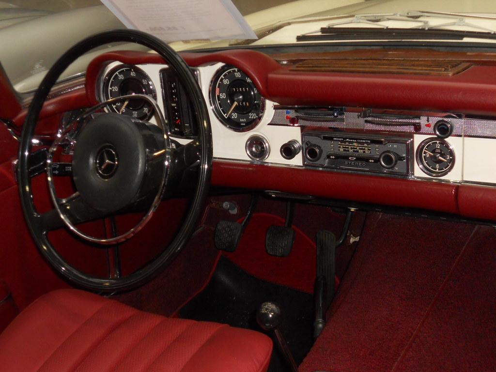 ... Mercedes-Benz 280 SL Pagoda / W113 (1971)   by Transaxle (alias