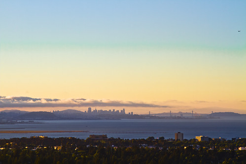 San Francisco -from San Mateo Hills | by KP Tripathi (kps-photo.com)