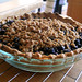 Bon Appetit's Blueberry Crumble Pie