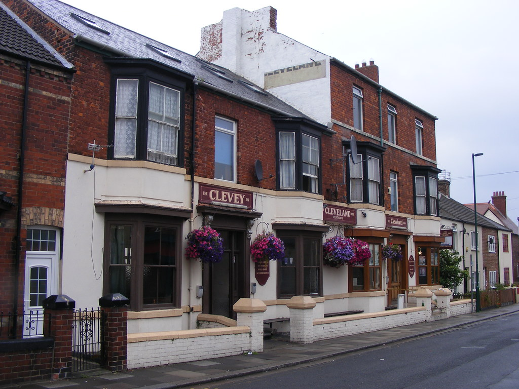Cleveland: Redcar: THE CLEVELAND HOTEL | Situated on High ...