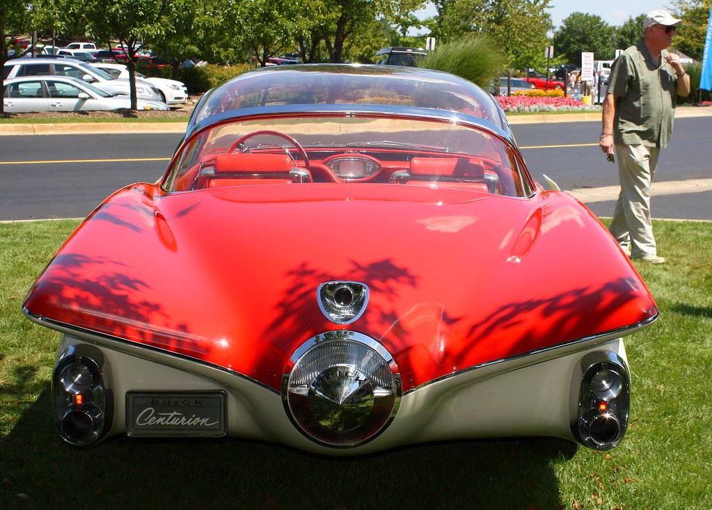 1956 Buick Centurion Concept Car Richard Spiegelman Flickr