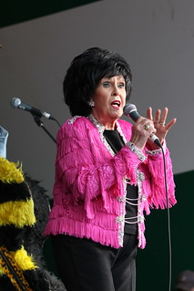 Wanda Jackson @ Gallagher Park. 2011 Edmonton Folk Music Festival. | by Edmonton Folk Music Festival