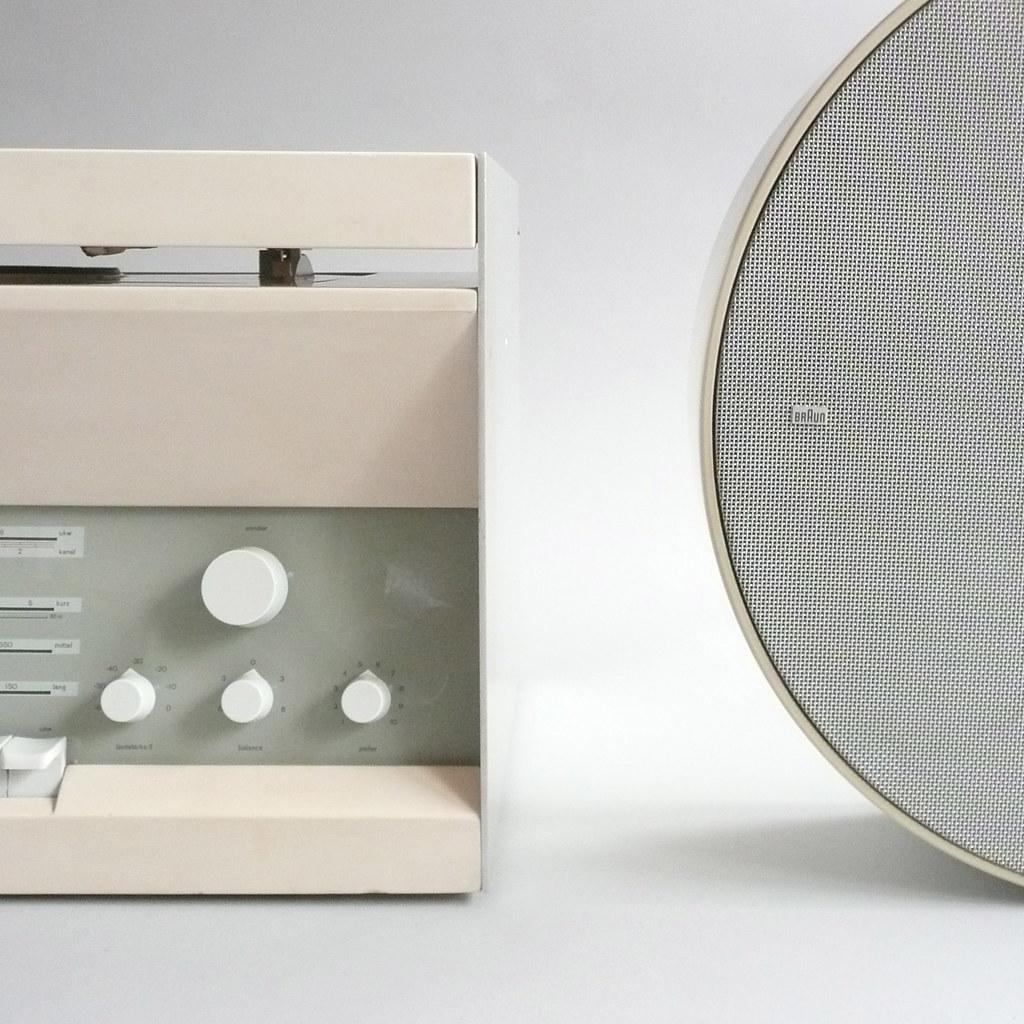 dieter rams braun atelier 3 arne jacobsen braun l460 flickr. Black Bedroom Furniture Sets. Home Design Ideas