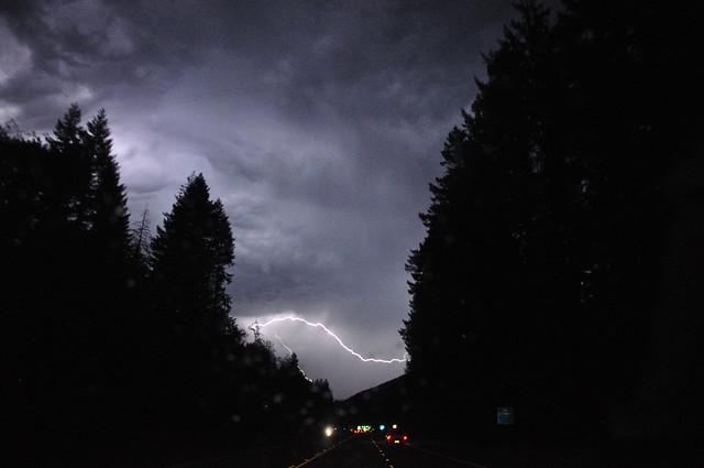 Scary Lightning Flickr Photo Sharing