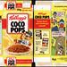 UK - Kellogg's - Coco Pops single portion cereal box - 1991