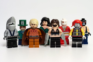 DC Supervillain Minifigs - Wave 10 (Secret Six) | by levork