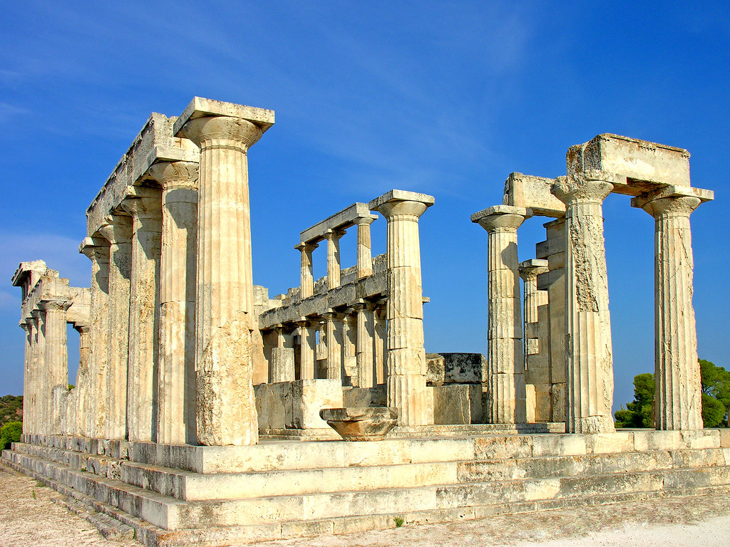 ... Greece-1172 - Temple of Athena | by archer10 (Dennis) 175M Views
