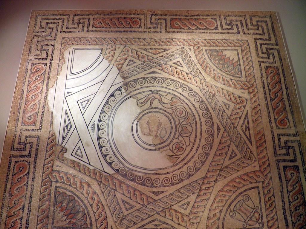 Corinium Museum Mosaics Venus Mosaic Corinium Museum
