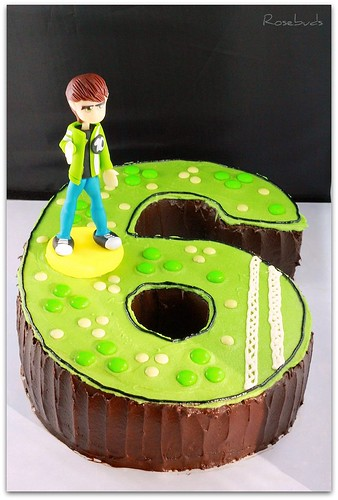 Boys 6th Birthday Cake Ben10 Usually We Select A