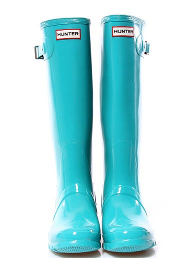 Hunter Turquoise Boots   Beverly J. Wilson   Flickr
