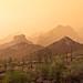 Arizona Monsoon Layers