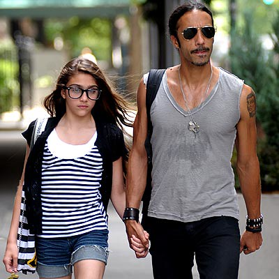 Carlos Leon Lourdes Father | Madonna's daughter Lourdes Mari ...