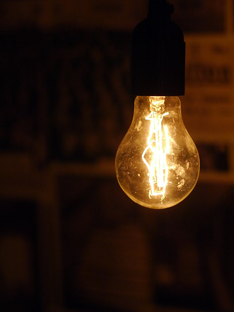 Great Light Bulb | By Blaahhi Light Bulb | By Blaahhi Ideas