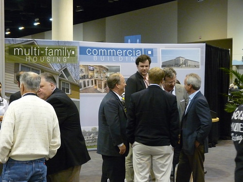 Kevin Clayton at the 2011 Berkshire Hathaway Shareholders Meeting | by www.ClaytonHomes.com