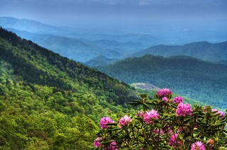 Blue ridge mountains | by Creativity+ Timothy K Hamilton