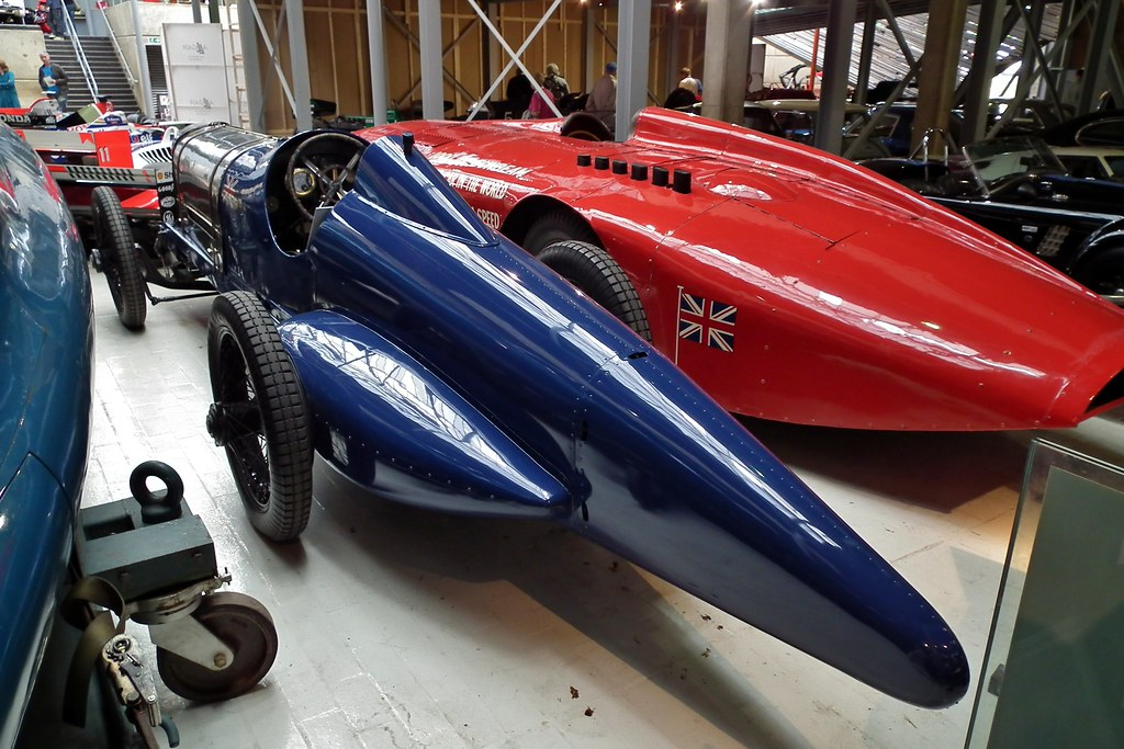 Land Speed Record >> Sunbeam 350hp land speed record car   Sunbeam 350hp land ...
