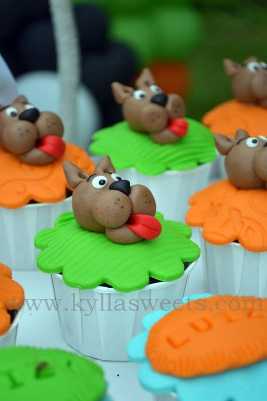 Scooby Doo cupcakes | Fernanda Lopes | Flickr