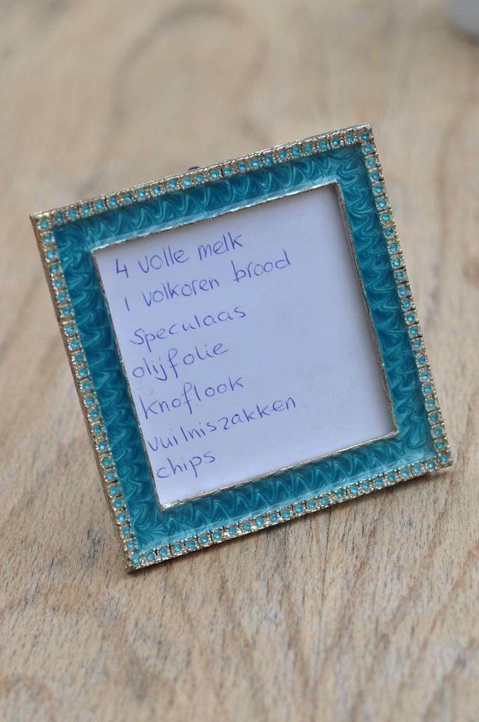 boodschappenlijst marina noordegraaf flickr