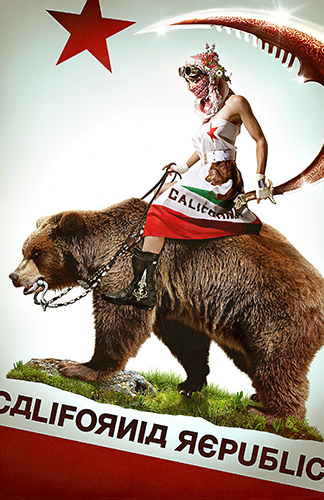 california republic logo wallpaper