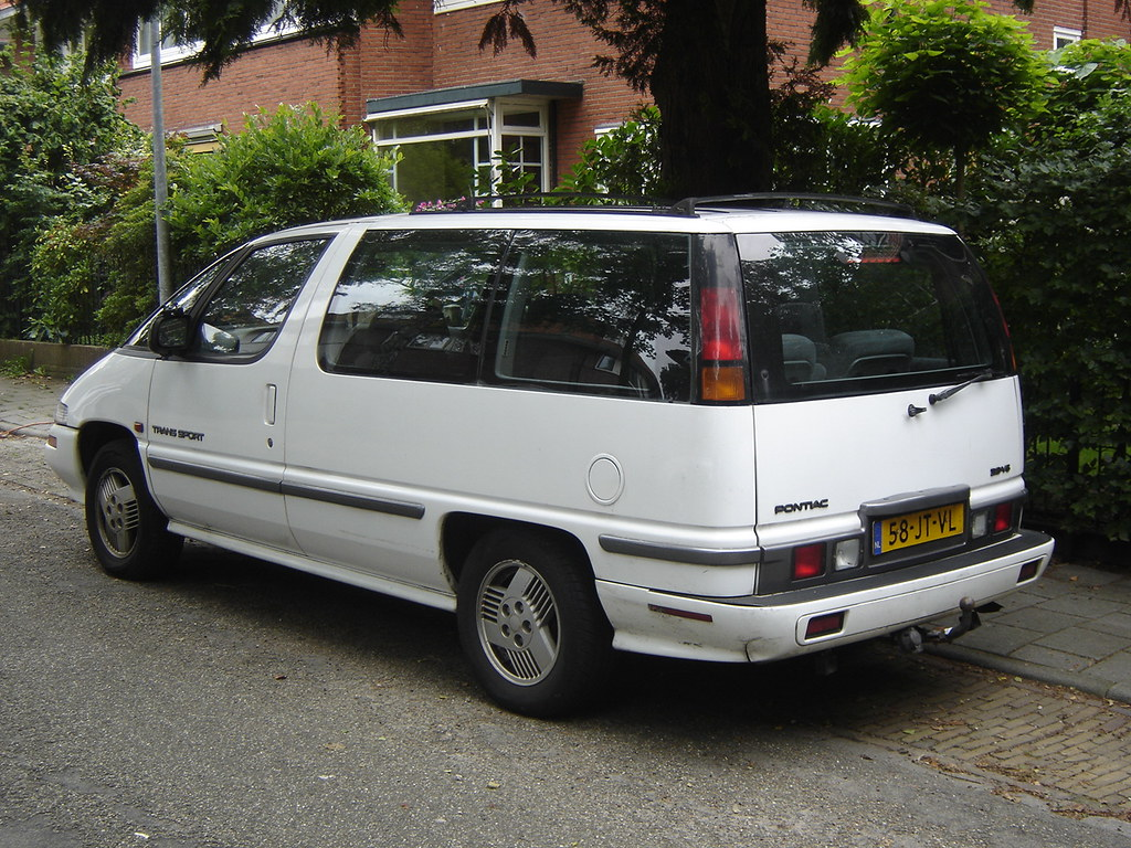 1993 pontiac trans sport one of the range of gm minivans i flickr. Black Bedroom Furniture Sets. Home Design Ideas