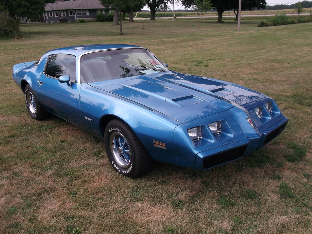 Firebird car