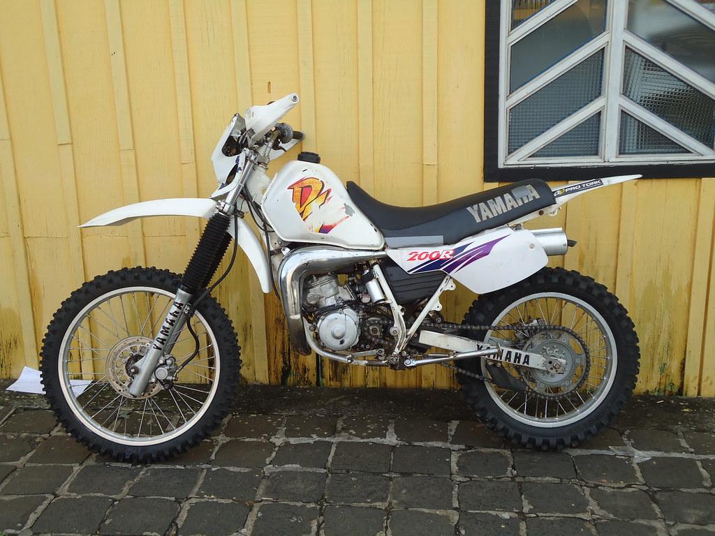 Yamaha Dt R