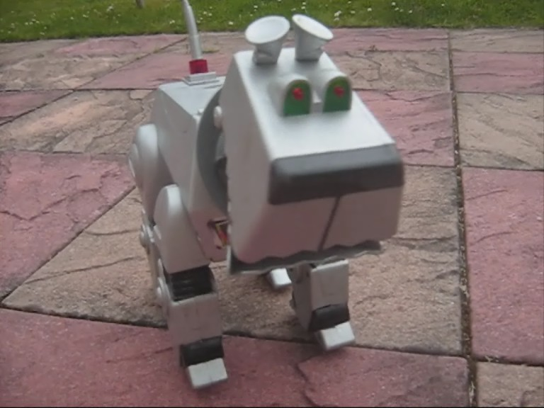 Wowwee Mega Byte Remote Control Robotic Dog Toy Wow Wee Flickr