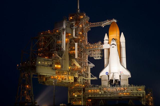 STS-135 Atlantis Prelaunch (201107070030HQ) | Flickr ...