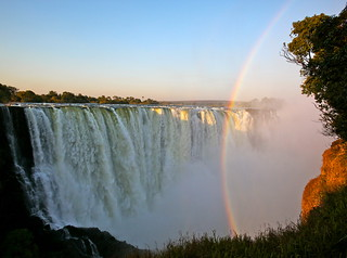 Victoria Falls - Zimbabwe Side | by jurvetson