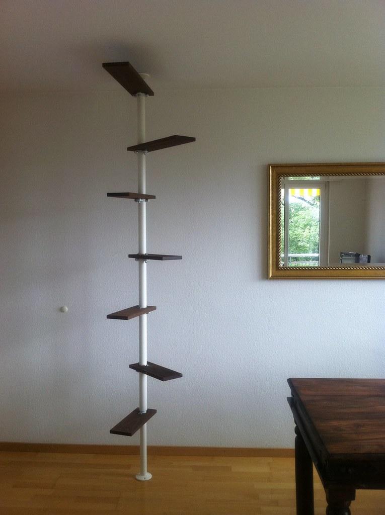 Ikea Based Cat Ladder Flickr
