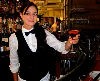 Bouchon bartender | by jayweston@sbcglobal.net