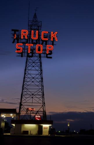 I 20 Truck Stop Abilene Texas Ap0013 Flickr