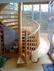 escaleras de caracol una solucin para espacios reducidos by decorobra