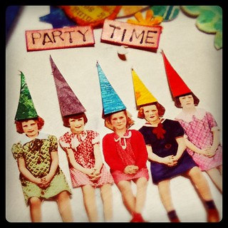Party Time! | by Vickie @ In My Head Studios