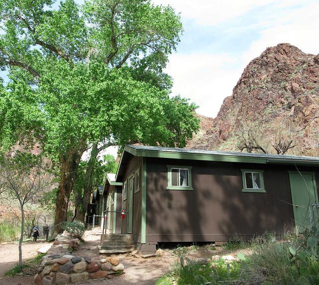 Grand Canyon: Phantom Ranch Hiker Dorms 2891