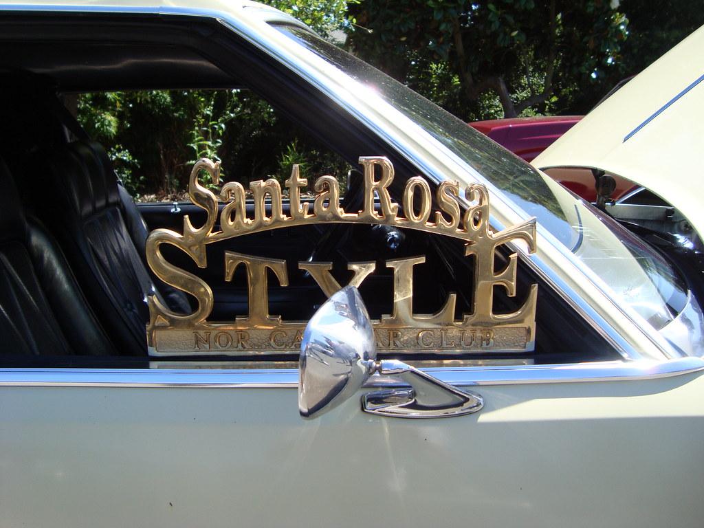 Santa Rosa Style Car Club Santa Rosa Style Car