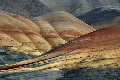 Painted Hills in Mitchell, OR | by Ulrich Burkhalter