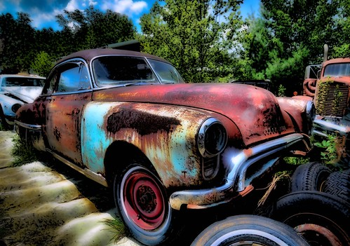Oldsmobile | by mturnau