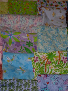 More Girl fabric choices for custom pillowcases | by Stitchcottage