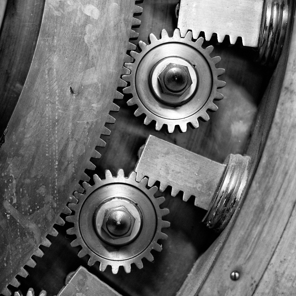 Locking Mechanism 2 Featured On Chicagoist Flickr