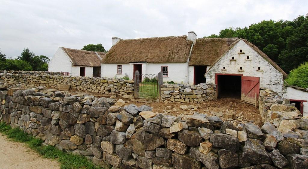 Irish Farm Img 2530 Irish Farm Frontier Culture Museum