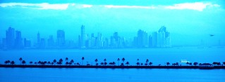Panama city at dawn | by Sophie's World - Anne-Sophie Redisch