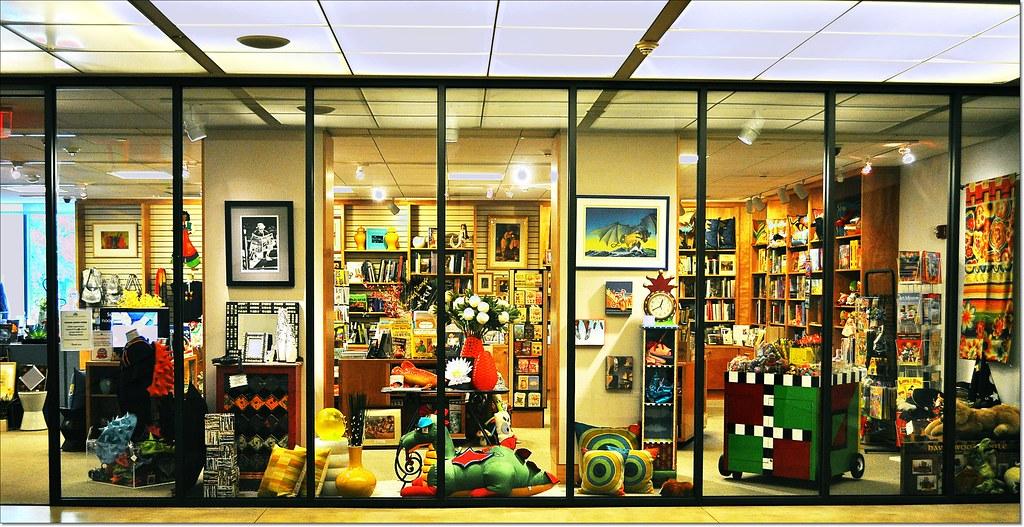 Delaware Art Museum Gift Shop | Elaine K. | Flickr